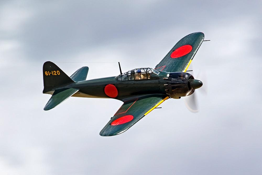Kampfflugzeug buchen