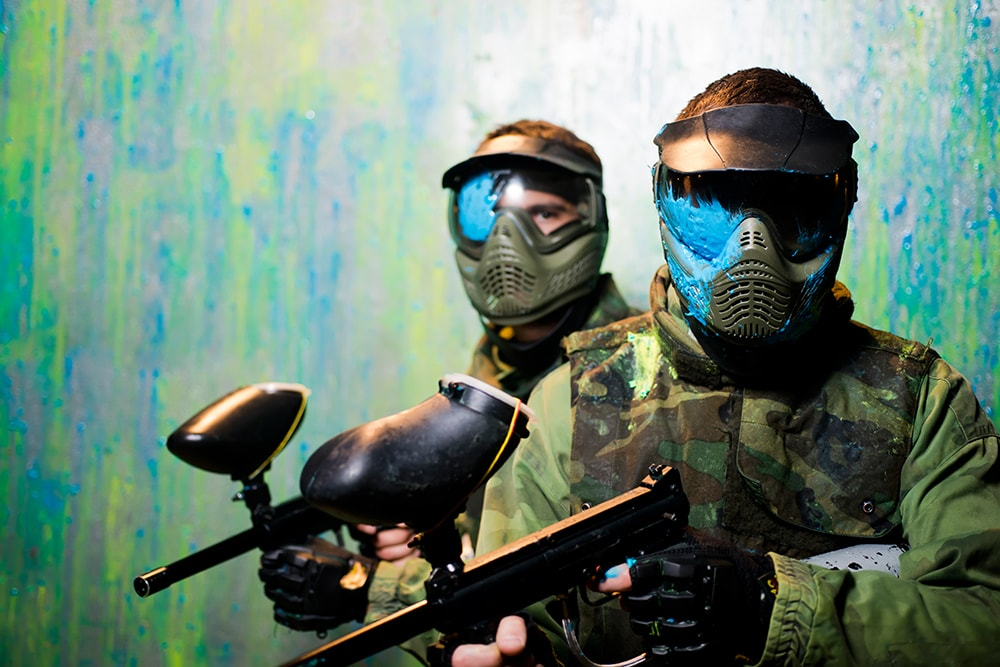 Paintball buchen