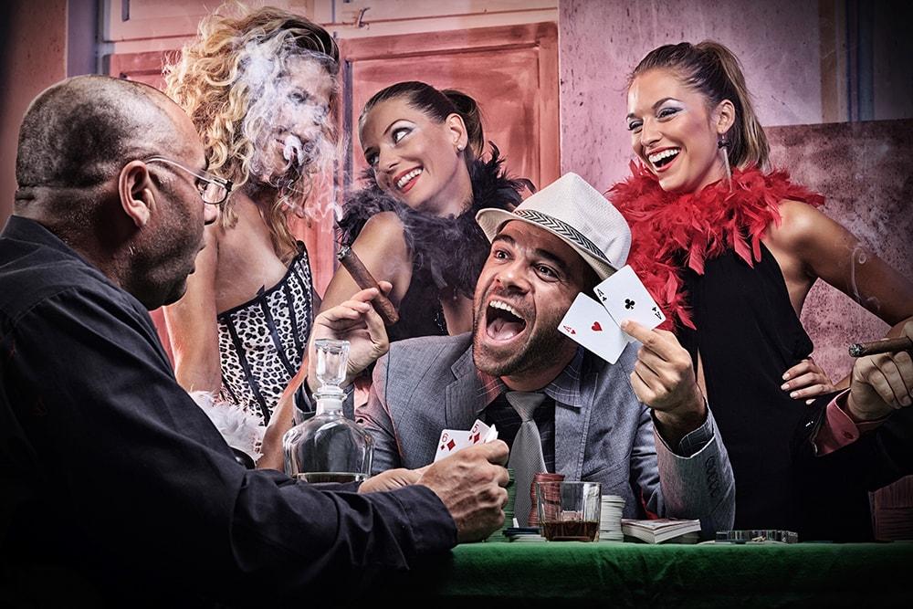 Privat Poker buchen