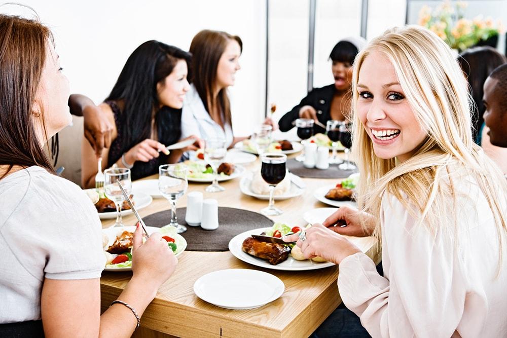 Restaurant Besuch buchen