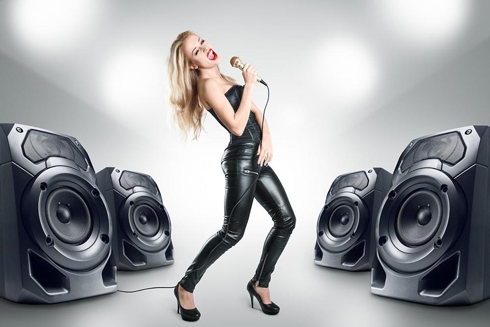 Sängerin buchen