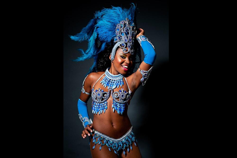 Samba Show buchen