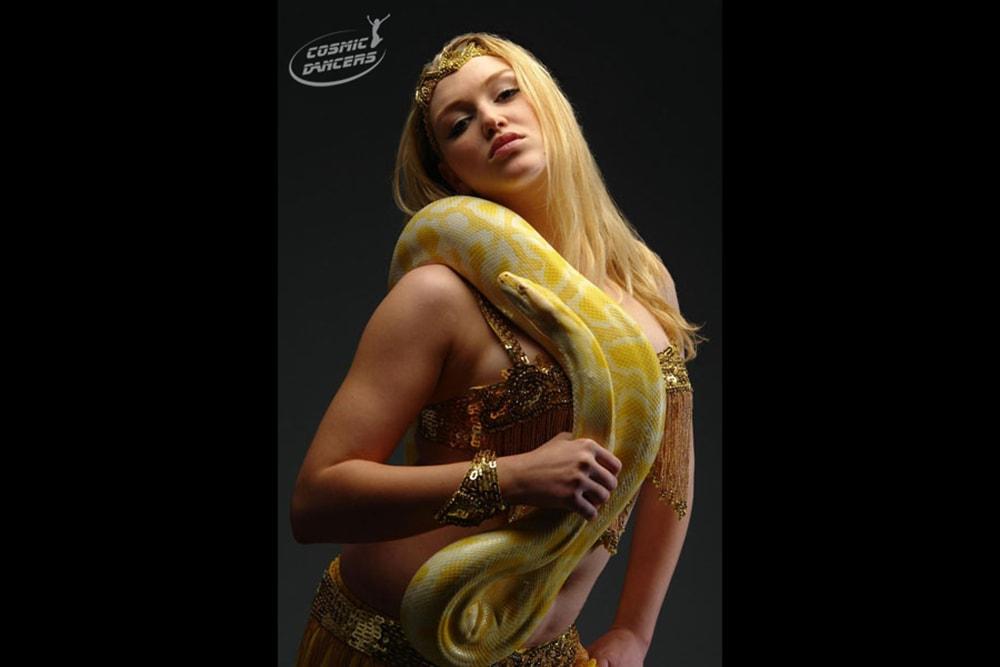 Schlangen Show buchen