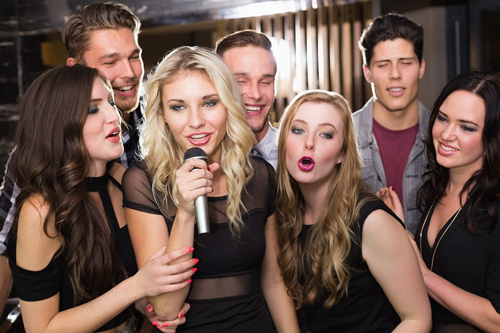 Karaoke Bar buchen